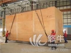 上海出口免检木箱定做