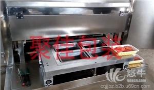 供应聚佳QT-F4四盒冷鲜肉气调包装机