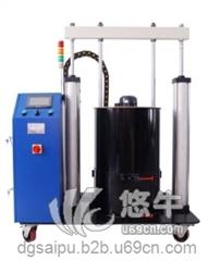 供应赛普标准pvc热熔胶机