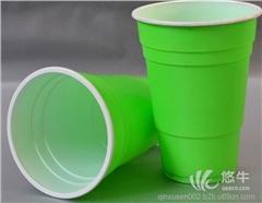 供应诸城鑫邦塑料制品塑料杯山东诸城一次性奶茶塑料杯厂家