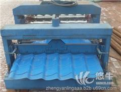 供应北钫1000琉璃瓦压瓦机设备