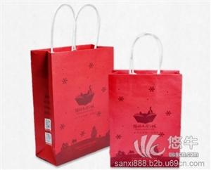 供应三喜环保纸袋彩色牛皮纸袋定制 书籍类包装纸袋