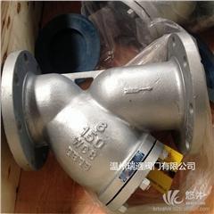 供应瑞通YGL41H-150LB美标法兰Y型过滤器