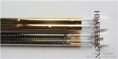 碳纤维半镀金红外线加热管