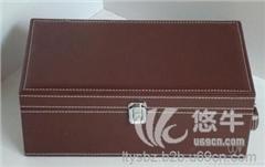 供应供应红酒盒 皮酒盒 皮质酒盒 高档皮盒 皮盒包装01北京皮箱厂