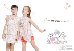 中山缤果童装加盟店