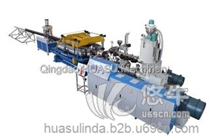 HDPE波纹管设备