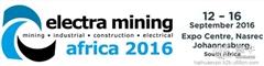 供应2016年南非矿山机械展