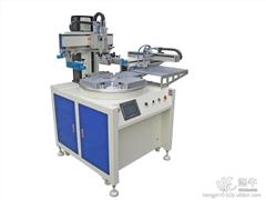 全自动转盘丝印机转盘丝网印刷机