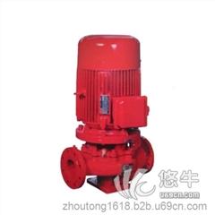 供应上海人民电机XBD型立式消防泵XBD多级消防离心泵