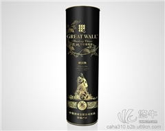 铁罐金属罐 产品汇 供应定制95340MM红酒铁罐,红酒铁盒