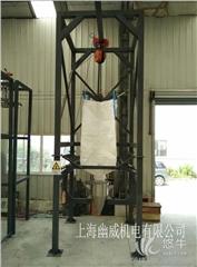 供应上海幽威UV560吨袋拆包机