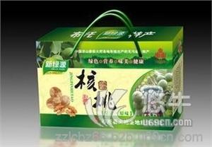 供应郑州绿城包装常规郑州彩盒彩箱包装厂家 郑州食品彩