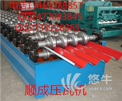 供应顺成压瓦机有限公司750彩钢750彩钢压瓦机