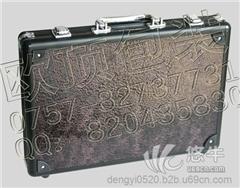 供应厂家橱柜铝型材样品包装盒 门窗铝材样板礼品盒