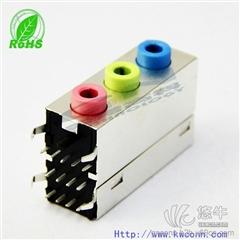 供应赣诺3层AUDIO音频连接器3层AUDIO音频连接器