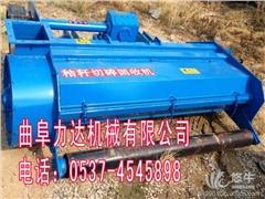 供应力达ld-100黑龙江省双城市玉米秸秆回收机视频