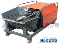 涂装设备及配附件 产品汇 供应涂装设备PSJ-6I型砂浆泵