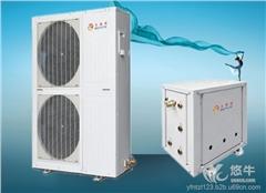 贝依特空气能热泵地暖机组