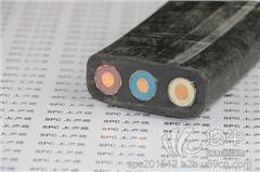 YFBPG钢丝加强屏蔽橡套扁电缆