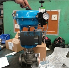 供应WAC瓦驰WC8000气动配西门子定位器调