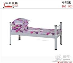 广西单层铁床一款纸箱包装连盈铁床