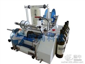 供应欧尚科技AS-C12 半自动红酒专用贴标机厂家AS-C12供应半自动圆瓶,
