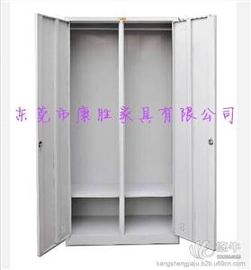 供应康胜KS康胜厂家热销双开门铁皮更衣柜