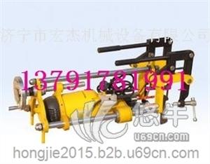 供应宏杰DZG-31电动钢轨钻孔机,钢轨打孔器厂家直