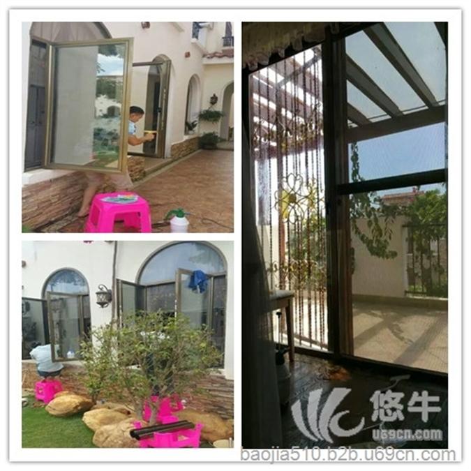别墅窗户玻璃隔热贴膜