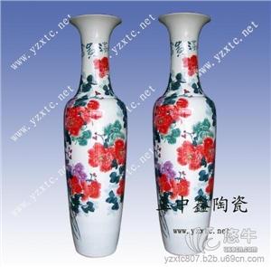 陶瓷大花瓶 陶瓷工艺品 商务礼品