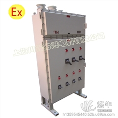 供应上海川诺防爆电器BQX51防爆星三角起动器