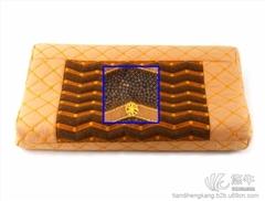 回弹记忆枕 产品汇 供应天地恒康枕头托玛琳颗粒记忆枕 厂家贴牌磁疗枕