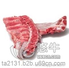 供应冷冻猪排国标长期批发冷冻猪排