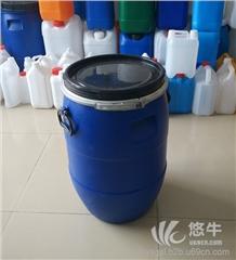 50L兰色大口塑料罐