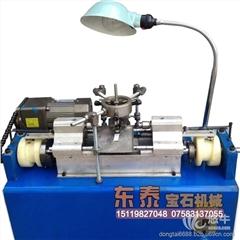 供应全自动珍珠双向打孔机琥珀木材打孔机