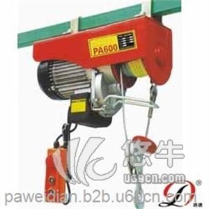 (钢丝绳)微型电动葫芦小吊机