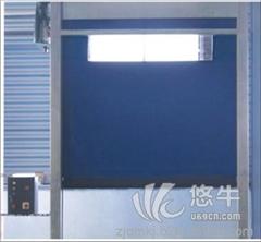 批发浙江启门科技QFD-150半自动修复快卷门