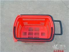 网眼经编机 产品汇 供应德恒盛北京超市购物筐、加大购物蓝、网眼