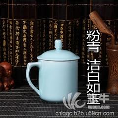 供应龙泉青瓷zzb-陶瓷杯子定做首选龙泉青瓷