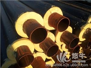 供应渤海20-1220聚氨酯硬质泡沫预制直埋保温管技术