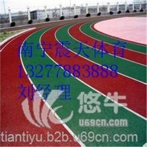 贺州透气型塑胶跑道工程铺设