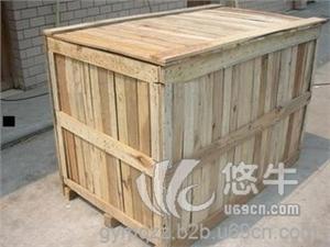 供应上海松江广缘包装木箱厂松江实木满板包装箱松江包装箱木托盘加工