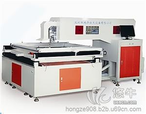 供应鸿泽HZDT-DQ1216中功率双头对切数控激光切割机价位