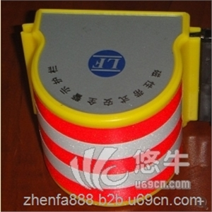 供应聚乙烯警戒线4米配电箱磁吸式警示