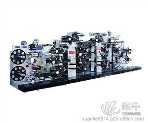 供应源铁标签印刷机不干胶印刷机