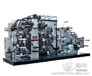 供应不干胶印刷机不干胶印刷机源铁不干胶印刷机电器标签印刷机