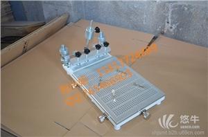 高精密手印台 SMT手印台手动印刷机精密带定位孔锡膏印刷机手印刷台手动丝印机