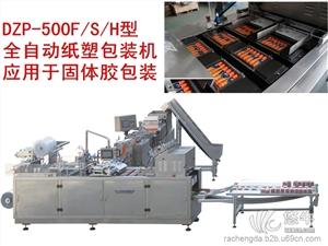 供应诚达机械DZP-500全自动纸塑包装机应用于固体胶包装
