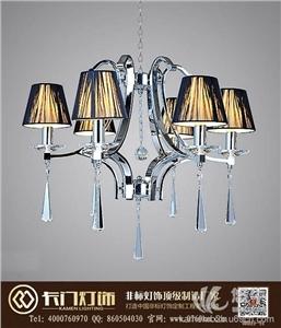中国酒店灯具厂家 酒店水晶灯
